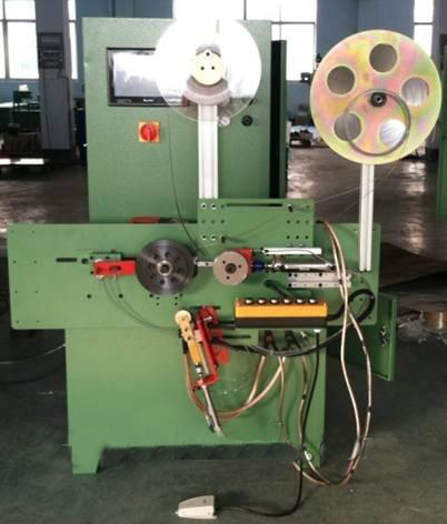 Automatic Spiral Wound Gasket Winding Machine